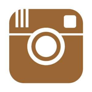 instagram logo Sienna Brown